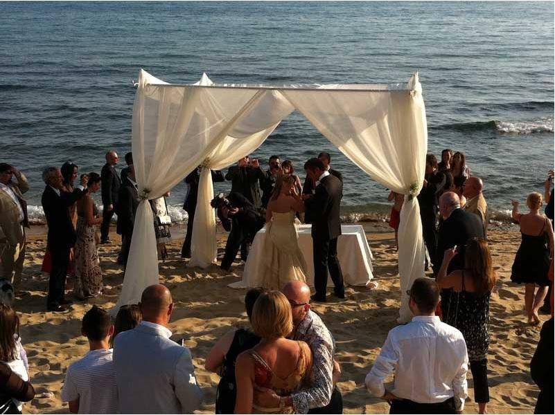 Matrimonio Spiaggia Sperlonga : Hotel villaggio torre san vito location ricevimenti