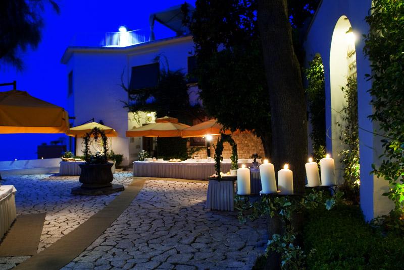 Location Matrimonio Toscana Mare : Villa mazzarella location ricevimenti matrimonio napoli