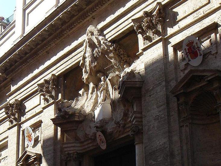 S maria in monserrato degli spagnoli a roma rm for 11 marine terrace santa monica
