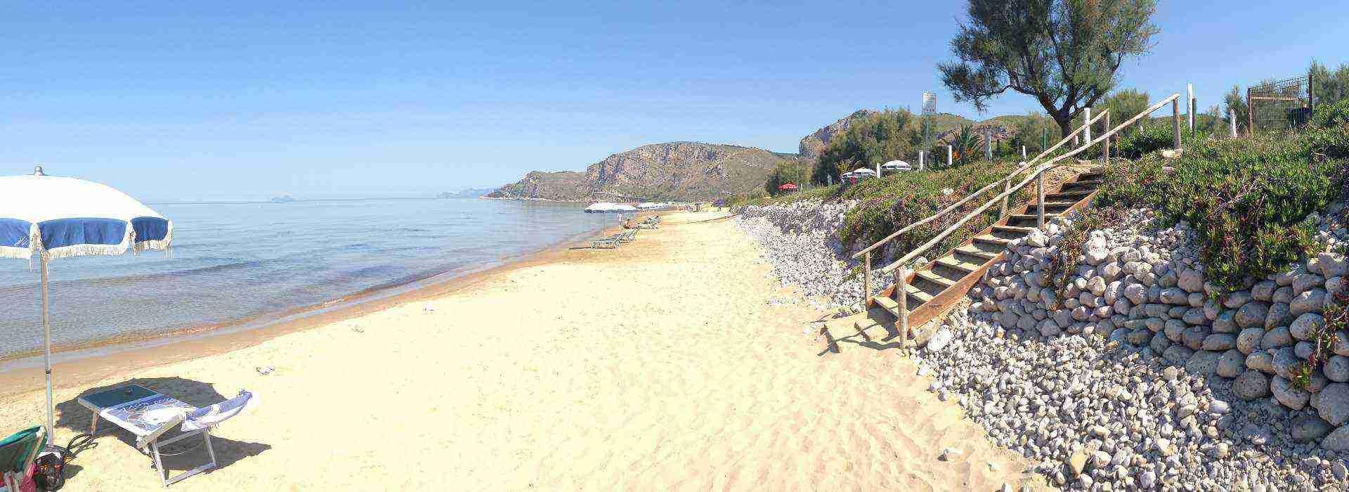 Matrimonio Sulla Spiaggia Gaeta : Migliori hotel sulla spiaggia in italia per trivago foto