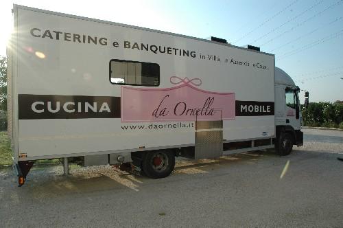 Da Ornella Cucina Mobile Catering & Banqueting matrimonio Bologna