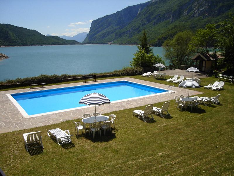 Grand hotel molveno location ricevimenti matrimonio trento - Hotel a molveno con piscina ...
